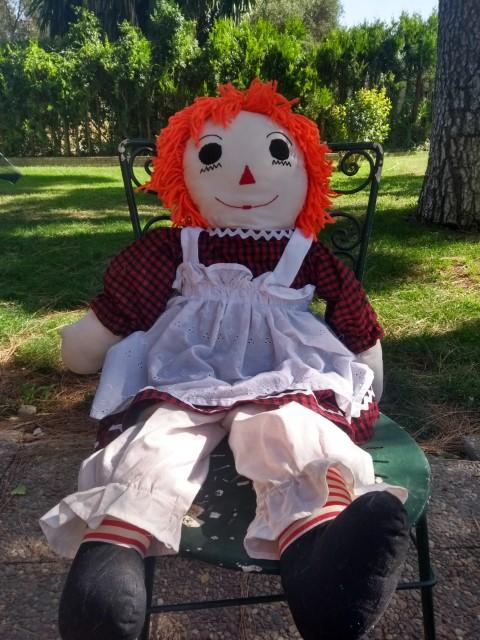 Raggedy Ann (Small)